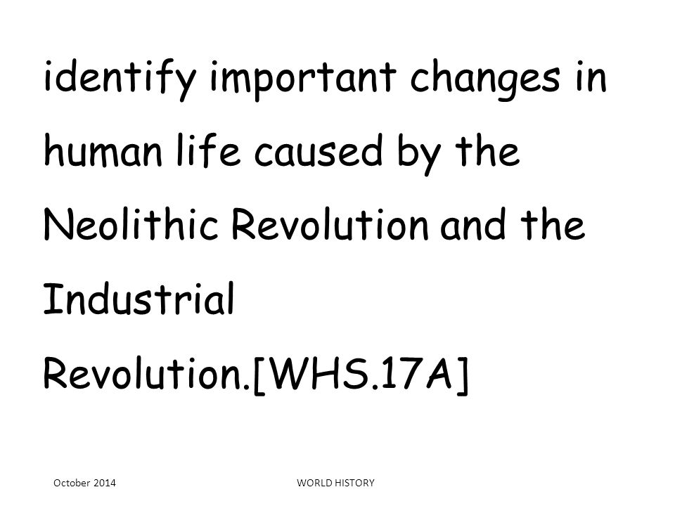 lifestyle changes caused by the industrial revolution The industrial revolution took innovations which caused growth in agricultural and industrial changes in their lifestyle as they took.